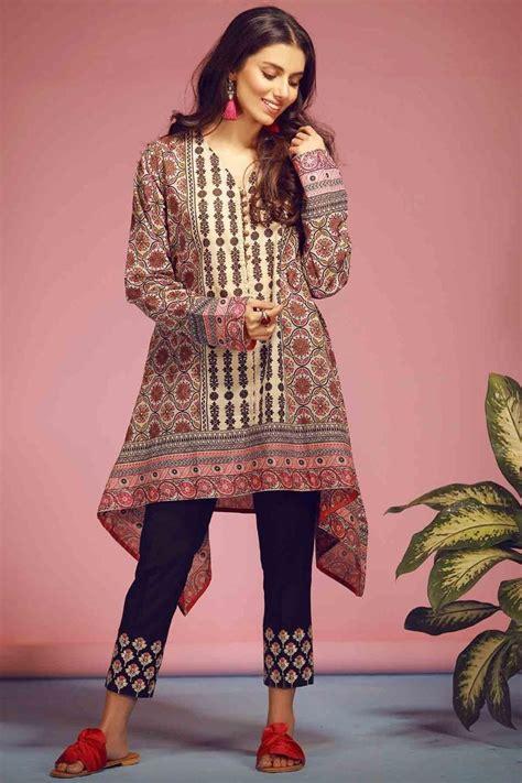 latest summer kurti designs  collection  women