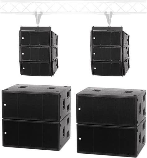 the box pro a10 la line array system thomann uk