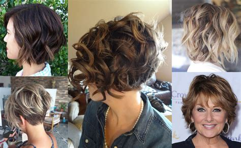short hairstyles  thick hair  short