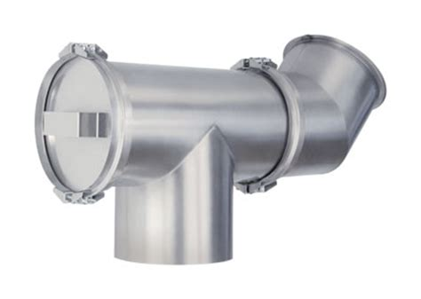 stainless steel grease duct  floaire