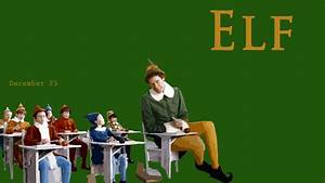 Buddy The Elf Wallpaper