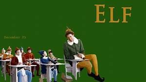 Buddy The Elf Wallpaper