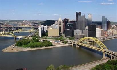 Pittsburgh Point Desktop Skyline Computer Wallpapers Travel