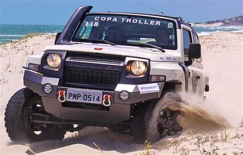 ford troller     south africa