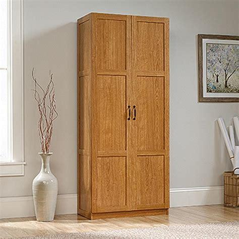 sauder woodworking highland oak cabinet   home