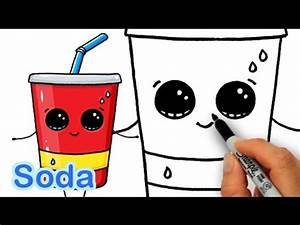 Pics For > How To Draw A Soda Can