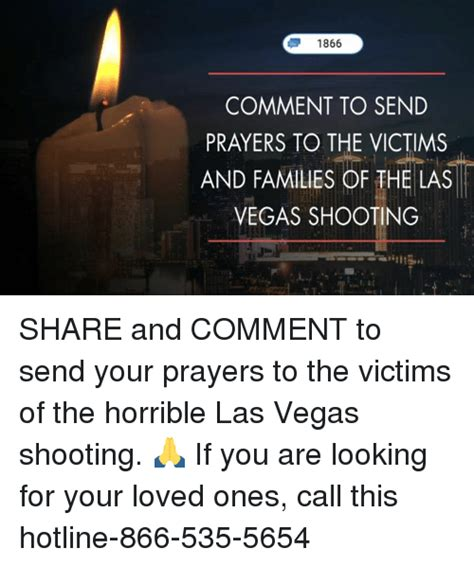 Las Vegas Shooting Memes - 1866 comment to send prayers to the victims and families of the las vegas shooting share and
