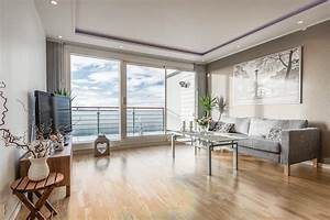 Corniche Plafond Platre : plafond moderne dans la chambre coucher et le salon ~ Edinachiropracticcenter.com Idées de Décoration