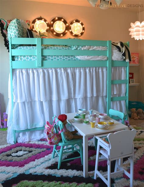ikea bunk bed hack    designs