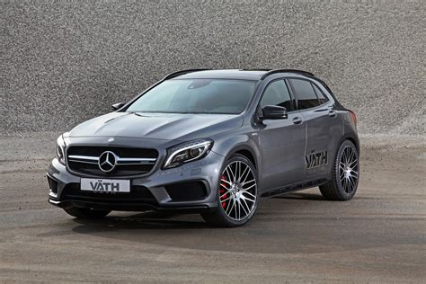vath infuses  gla  amg   hp carscoops