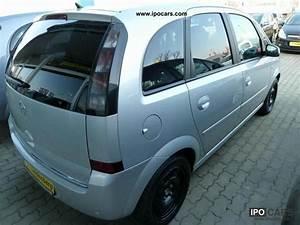 Opel Meriva 2009 : 2009 opel meriva car photo and specs ~ Medecine-chirurgie-esthetiques.com Avis de Voitures