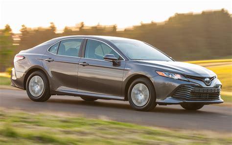2018 Toyota Camry Hybrid Sedan Pricing