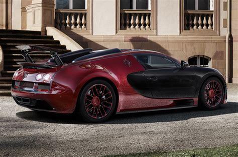 Bugatti Veyron In by Bugatti Bids Farewell To Veyron With One La Finale Edition
