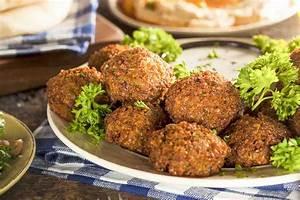 Lebanese Chickpea Falafel Recipe by Archana's Kitchen ...