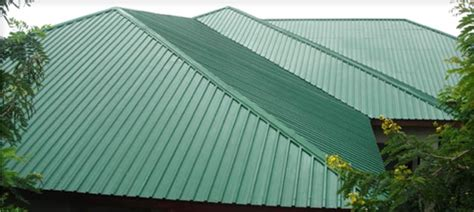 long corrugeted aluminium roofing sheets