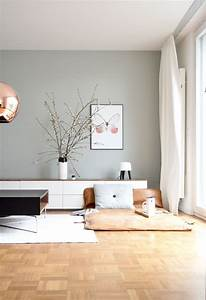 Wanddeko Ideen Wohnzimmer : die sch nsten ideen f r deine wandfarbe ~ Markanthonyermac.com Haus und Dekorationen