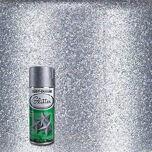 Rust-Oleum Specialty 10 25 oz Silver Glitter Spray Paint