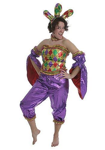 Womenu0026#39;s Mardi Gras Jester Costume - Mardi Gras Costumes