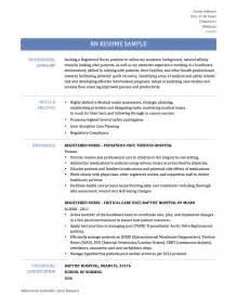 telemetry registered resume doc 12751650 critical care resume intensive care healthcare bizdoska