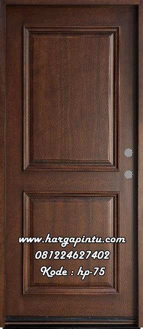 pintu single minimalis kirim jakarta bandung bogor cirebon