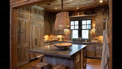 kitchen cabinets made from barn wood barnwood kitchen cabinet 9164