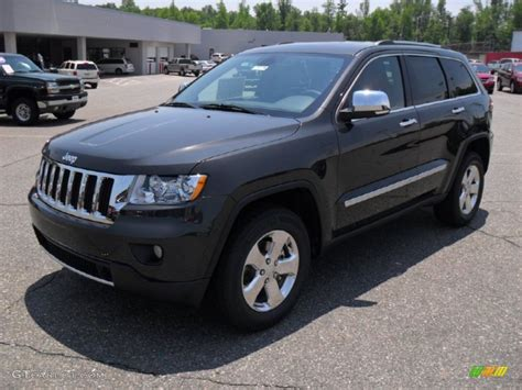 charcoal jeep grand cherokee black rims 2011 dark charcoal pearl jeep grand cherokee limited