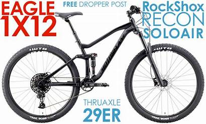 Suspension Eagle Mountain Bikes 29er Motobecane Ltd