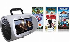 Lecteur Dvd Portable Enfant : lecteur de dvd portable groupon shopping ~ Maxctalentgroup.com Avis de Voitures