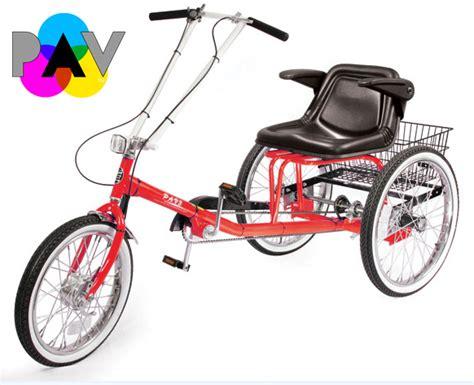 Adult Recumbent Tricycle