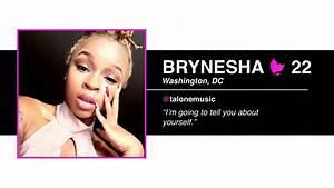 Brynesha's Baddest and Funniest Moment Bgc 16 - YouTube