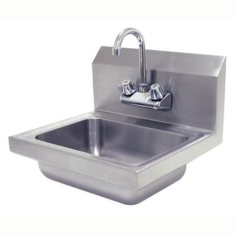 Advance Tabco Knee Operated Sink by Advance Tabco 7 Ps Ec Wall Mount Commercial Sink W