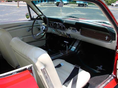 ford mustang custom  door coupe