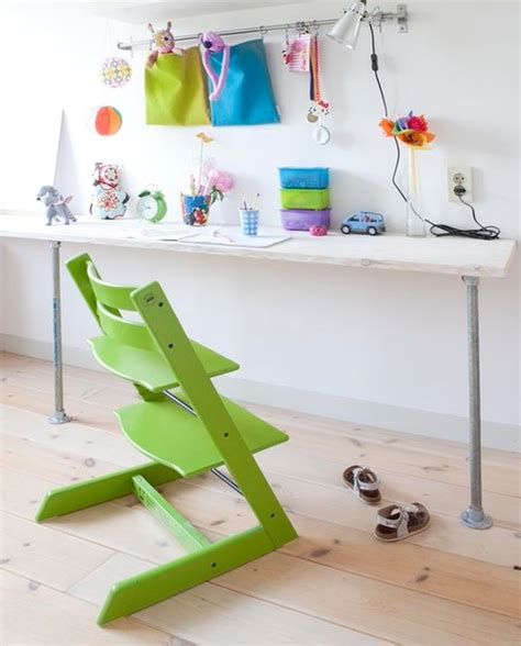 29 Kids' Desk Design Ideas For A Contemporary And Colorful