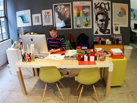 cool things for desk cool offices in tech fab tour business insider