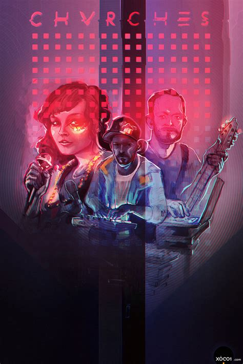 We Sink Chvrches Download by Chvrches Illustration By Xocol4t4 On Deviantart