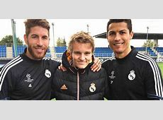 Real Madrid signs Martín Odegaard