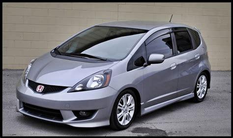 2009 Ssm Honda Fit Sport 5spd For Sale *very Clean