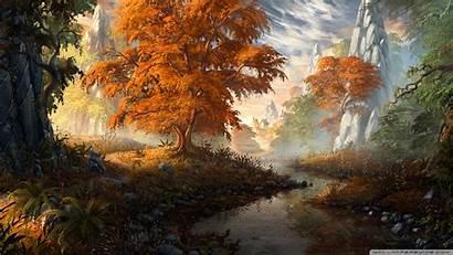Nature Autumn Wallpapers Artwork 4k Desktop 1080