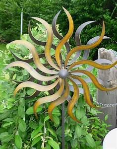 Windrad Für Den Garten : windspiel gartenstecker windrad sommer duft garten metall gartendekorationen shop ~ Eleganceandgraceweddings.com Haus und Dekorationen