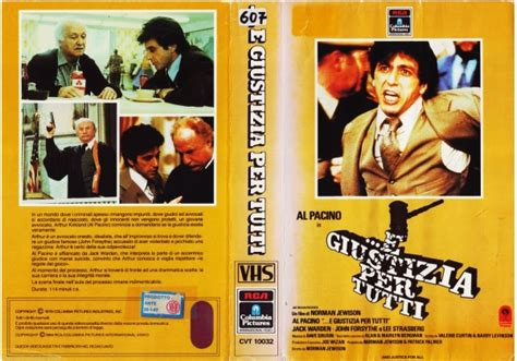 craig t nelson and justice for all and justice for all 1979 on rca columbia pictures italy