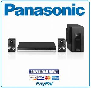 Panasonic Sc-btt105 Service Manual And Repair Guide