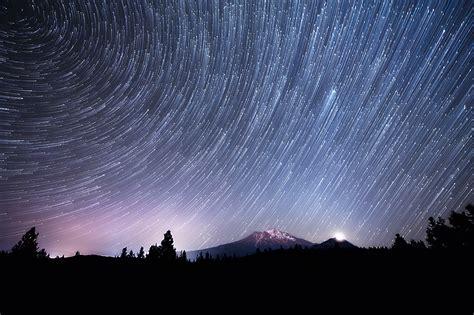 Time Lapse Video The Night Sky Milky Way