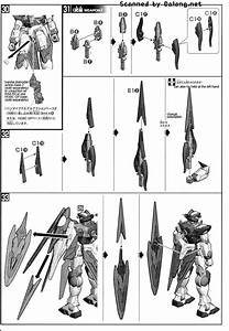 Hg Gundam Oo Shia Qan T  English Manual  U0026 Color Guide
