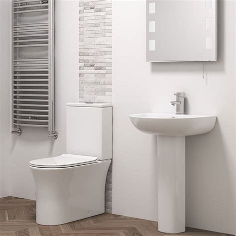 Quest Bathroom Suite By Mylife Bathrooms At Burkes