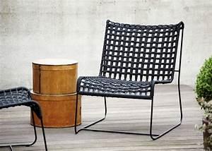fauteuil detente pour jardin ou terrasse chez ksl living With fauteuil design exterieur