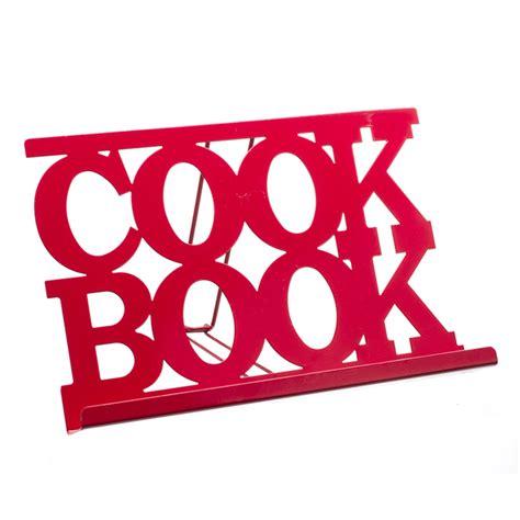 support livre de cuisine porte livre de cuisine en métal maison futée