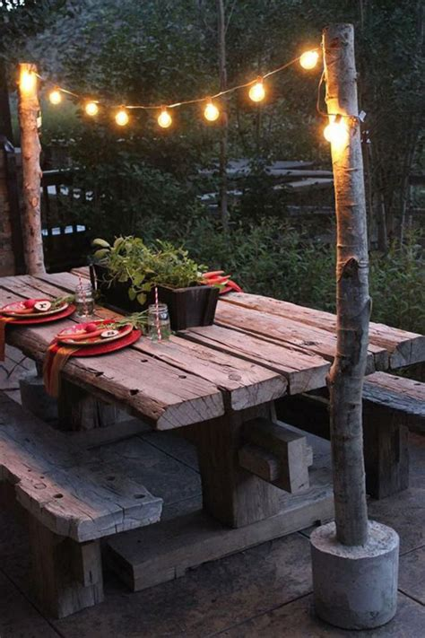 backyard landscape  amazing diy patio decoration ideas