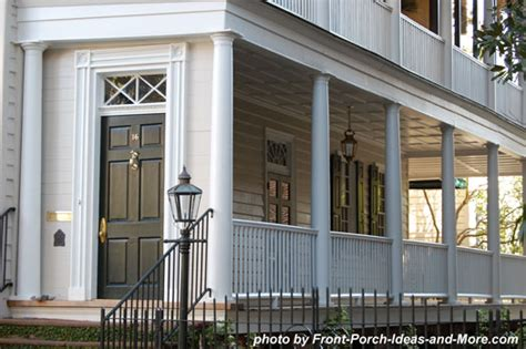 side porches charleston attractions southern home designs