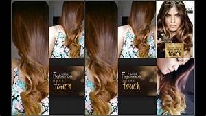 Kit Balayage Maison : kit balayage caramel l oreal coupes de cheveux pour cheveux courts ~ Melissatoandfro.com Idées de Décoration