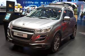 Image Gallery Dimensions Peugeot 4008